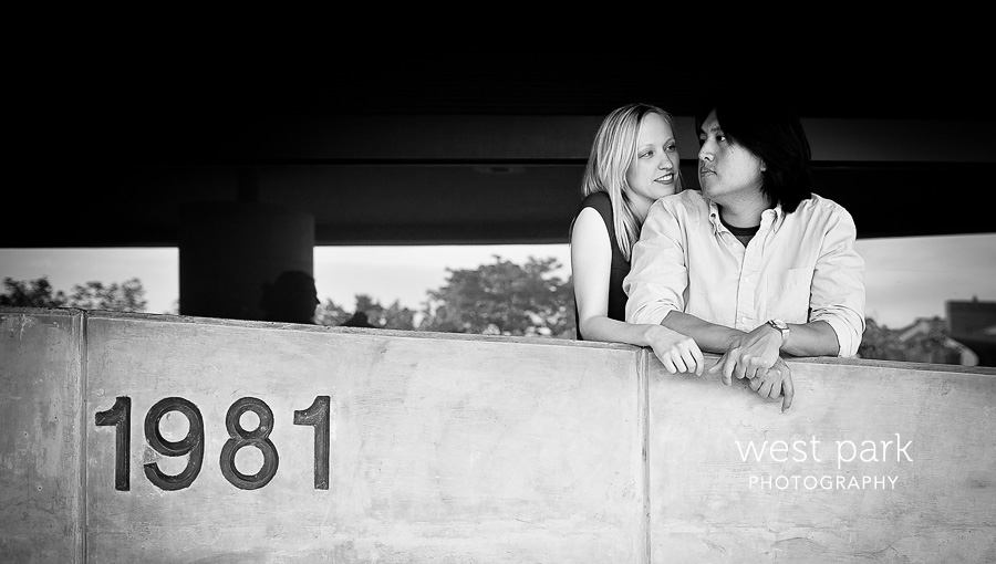 Birmingham, MI Engagement Session:  Jason & Michelle