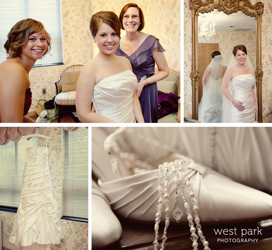 flint wedding01 Amanda & Jeff:  Flint, MI Wedding