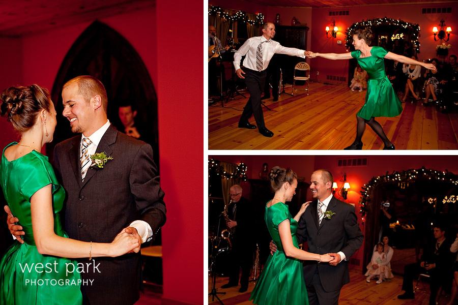 River Birch Wedding 28 Rustic, Vintage Inspired River Birch Lodge Wedding   Hartland, MI