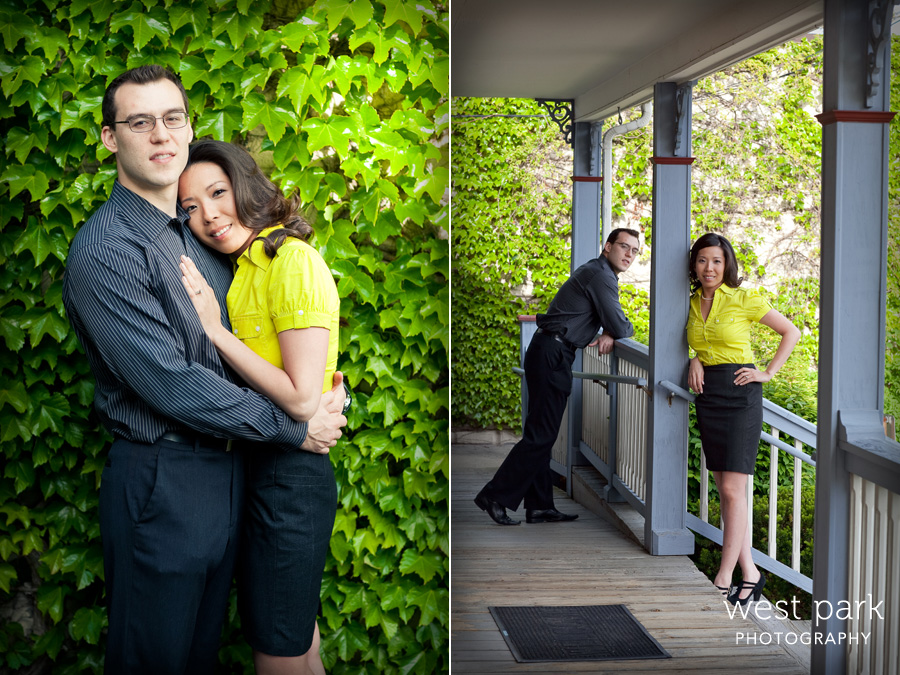 cho esession2 Jee Young & David | Rochester Engagement Session
