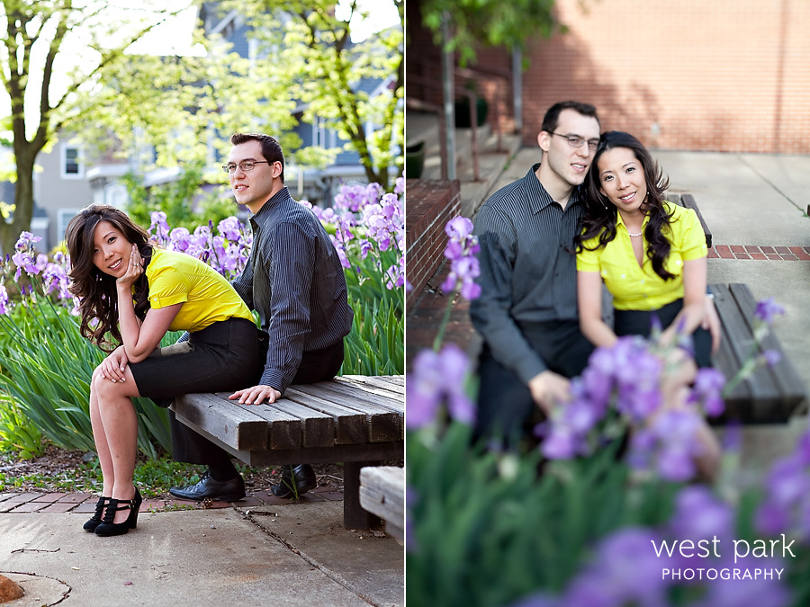 cho esession4 Jee Young & David | Rochester Engagement Session