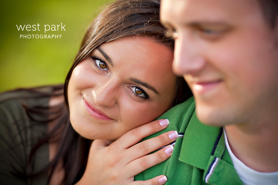 Engagement Session:  Melissa & Zach