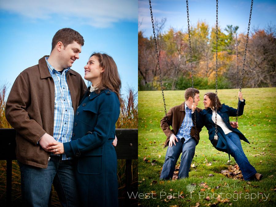 esession03 Engaged:  Elizabeth & Sam  |  Grosse Pointe,  MI