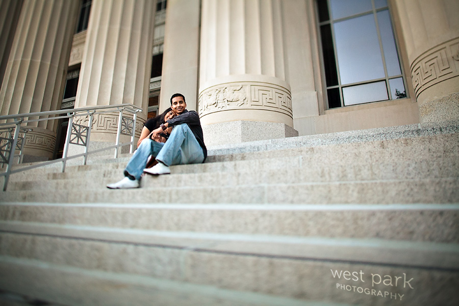thomas4 Alan & Suma   Ann Arbor Engagement Session