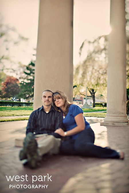 verdaglio4 Kathleen & Eric   Grosse Pointe Engagement Session