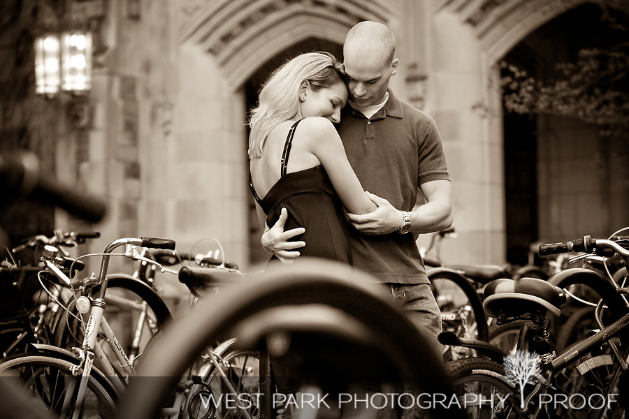esession10 Engagement Session:  Paul + Nikole, Ann Arbor, MI