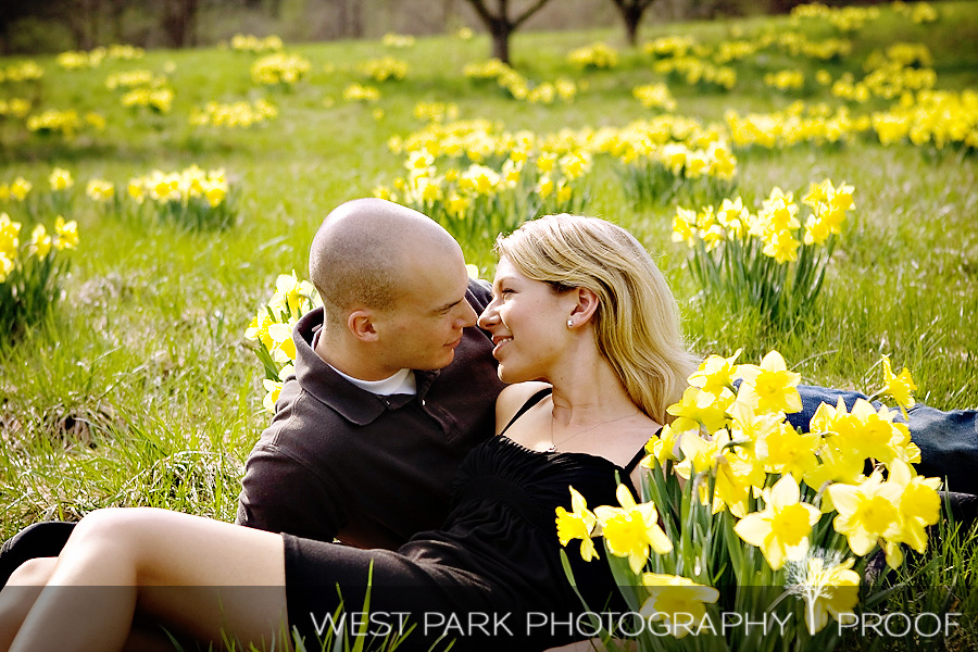 esession5 Engagement Session:  Paul + Nikole, Ann Arbor, MI