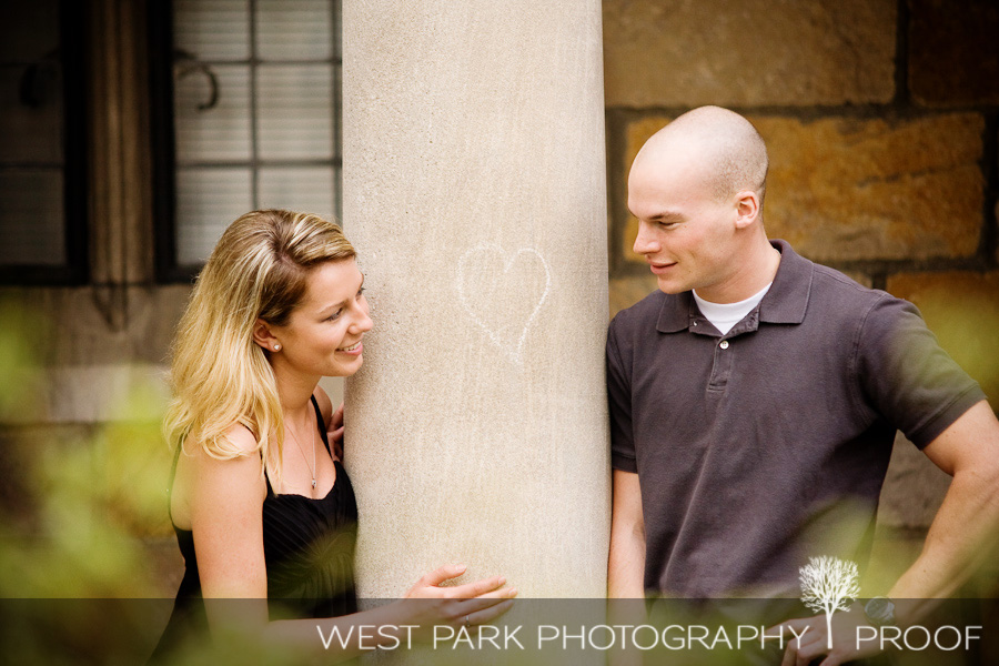 esession6 Engagement Session:  Paul + Nikole, Ann Arbor, MI