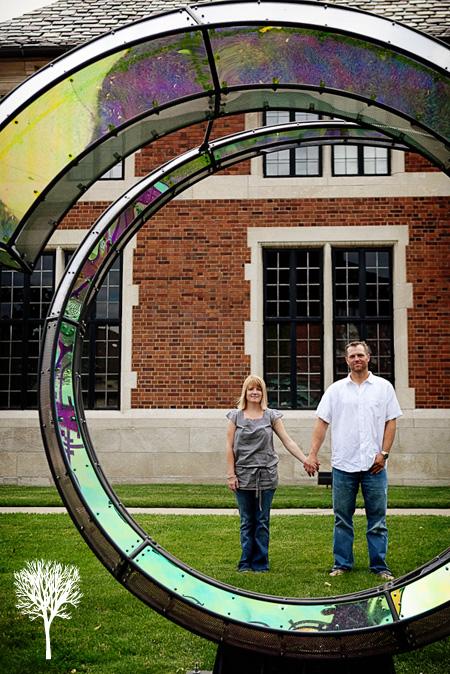 aimee+chris2 Aimee & Chris: Birmingham Engagement Session