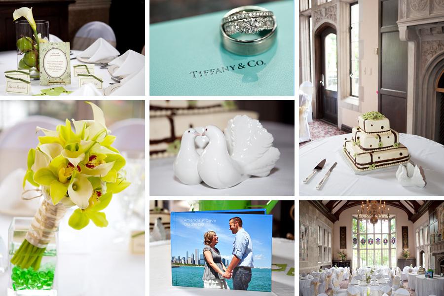 a+d storyboard Amanda + Dave | Pine Knob Mansion Wedding, Clarkston, MI