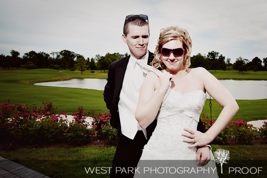 amydennis wed13 Married: Amy & Dennis   The Inn at St. Johns + Walnut Creek Country Club