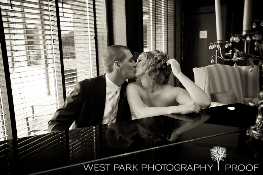 amydennis wed14 Married: Amy & Dennis   The Inn at St. Johns + Walnut Creek Country Club