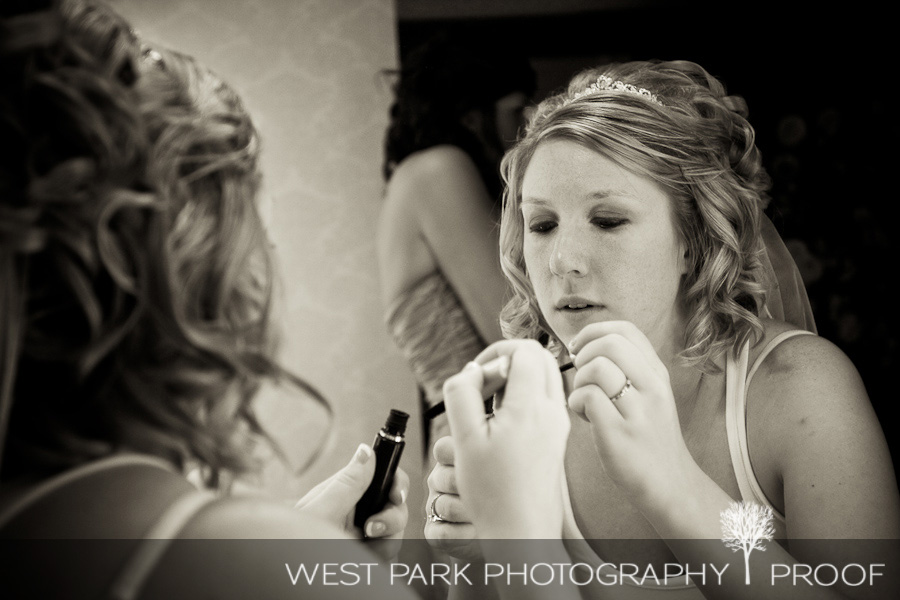amydennis wed3 Married: Amy & Dennis   The Inn at St. Johns + Walnut Creek Country Club