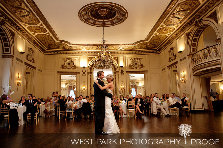 breedlove17 Heather & Chris at The Colony Club, Detroit | Michigan Wedding Photography