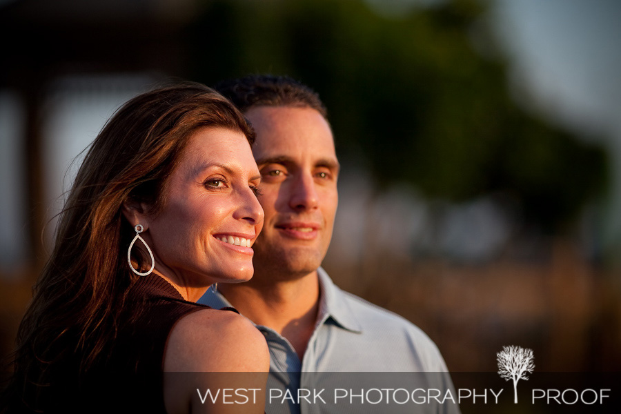 clark esess3 Engaged:  Donna & Paul at Jefferson Beach Marina