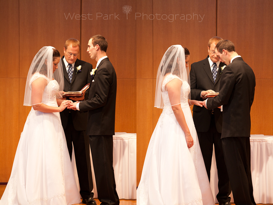 florence wed11 Rachel & James:  Saginaw Valley State Wedding