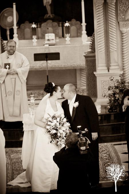 07 Wedding:  Jean & Elie
