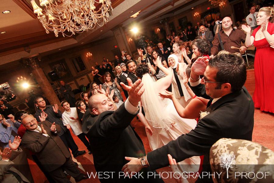 09 Wedding:  Jean & Elie