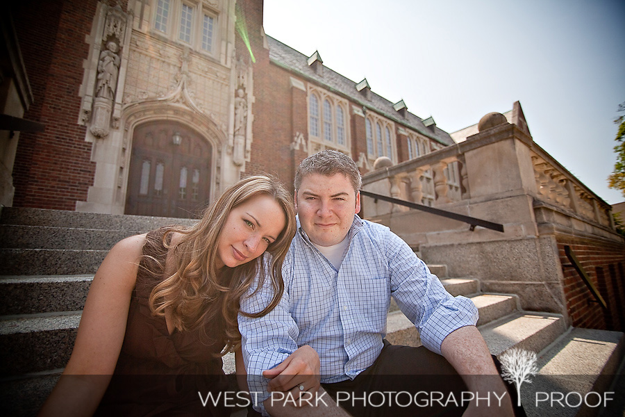 kellyeric2 Engagement Session:  Kelly & Eric  |  Grosse Pointe Wedding Photographers