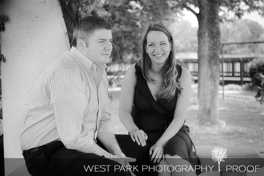 kellyeric4 Engagement Session:  Kelly & Eric  |  Grosse Pointe Wedding Photographers
