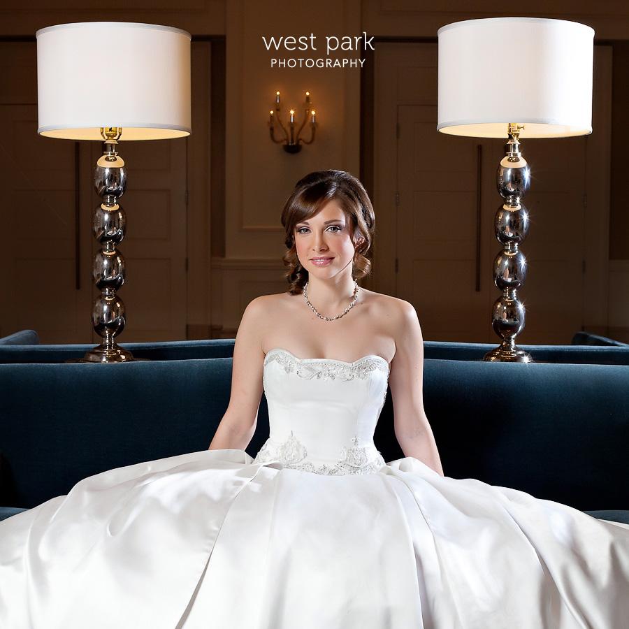 1 Detroit Bridal Session at the Westin Book Cadillac