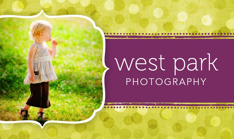 wpp kids bizcard Grosse Pointe / Detroit Childrens Photography