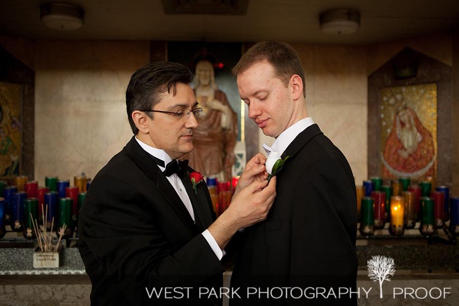 2 Wedding Preview:  Valerie & Nick