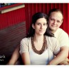 Sarah + Trevor Rock Out an E-session!