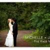 Michelle + Jason at the Pine Knob Mansion | Clarkston, MI