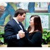 Erica & Matt's Engagement Session at the DIA