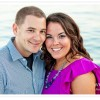 Stephanie + Anderson | Grosse Pointe Engagement