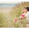 Keri & Sam - Lake Michigan Beach Engagement Session