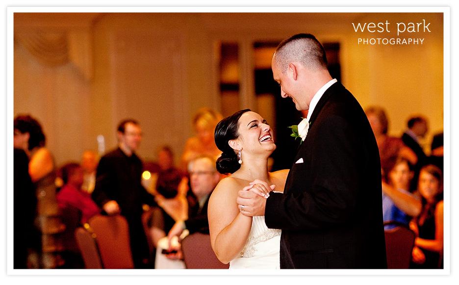 pennas wedding11 Melissa + Zach Get Hitched