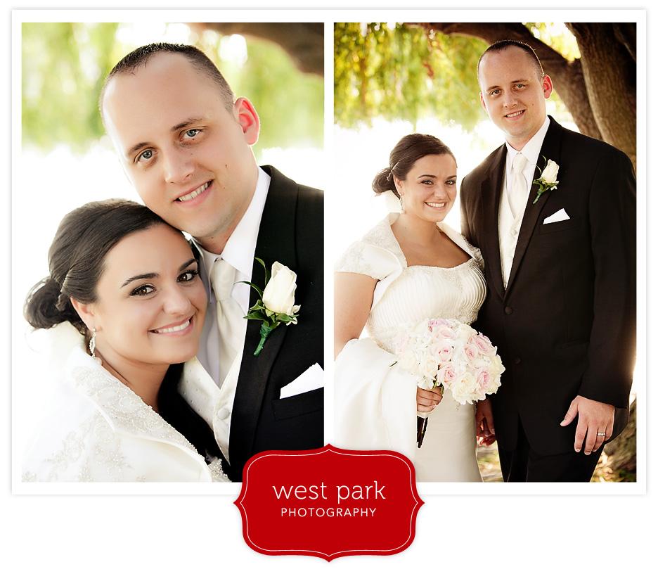 pennas wedding6 Melissa + Zach Get Hitched