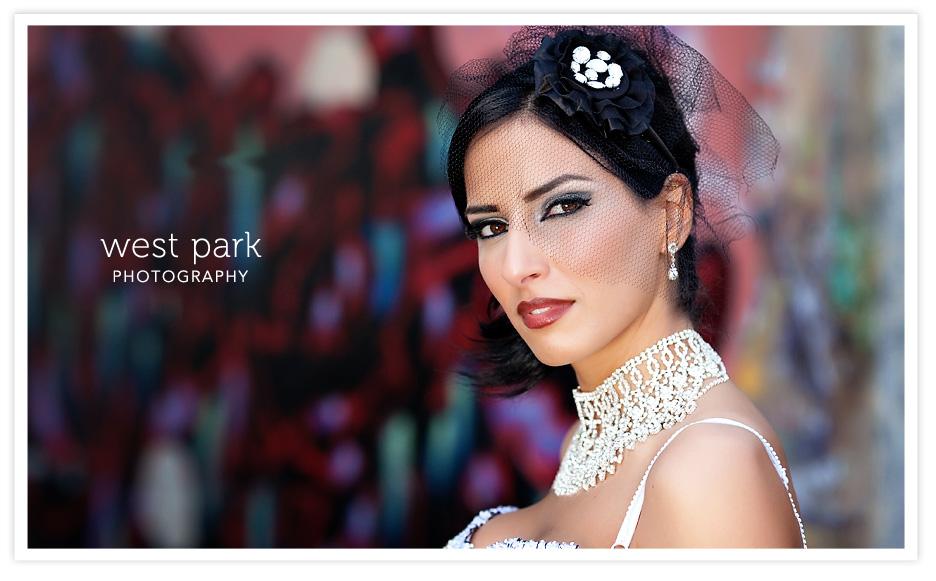 Dequindre Cut BridalSession 1 Detroit Bridal/Fashion Shoot