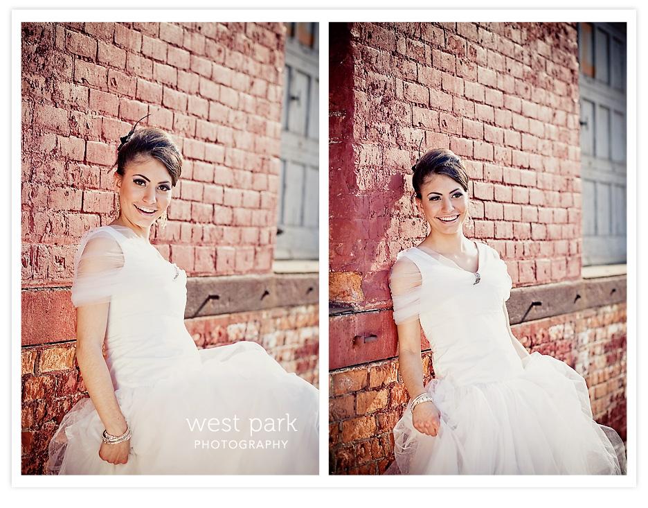 Dequindre Cut BridalSession 6 Detroit Bridal/Fashion Shoot