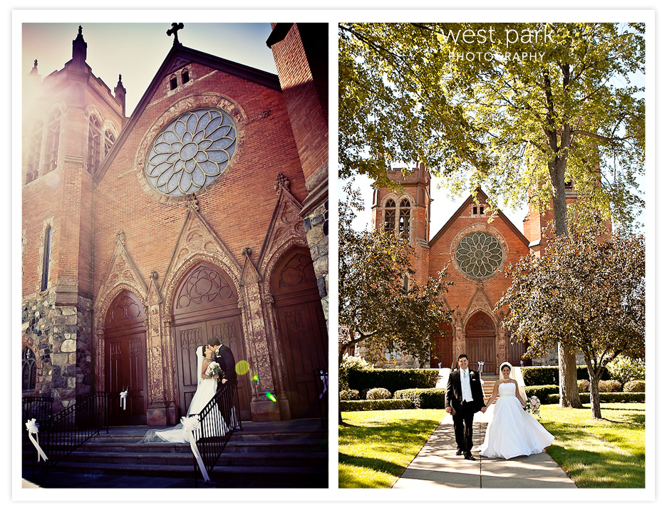 St Pauls Grosse Pointe Yacht Club Wedding 17 Elizabeth + Sam |  St. Paul on the Lake & Grosse Pointe Yacht Club