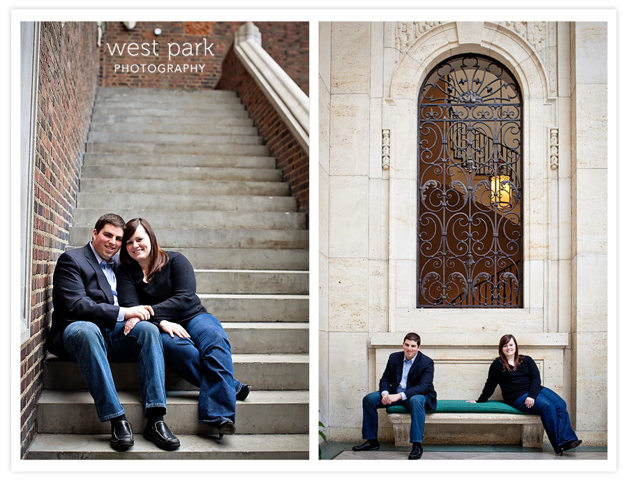 dia engagement session 02 Erica & Matts Engagement Session at the DIA