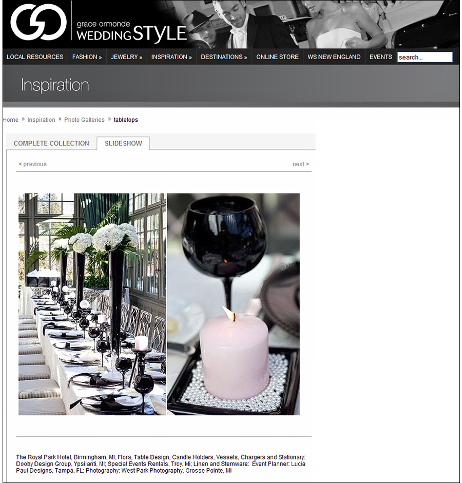 westparkphoto on graceormond1 Featured on Wedding Bee & Grace Ormonde Wedding Style