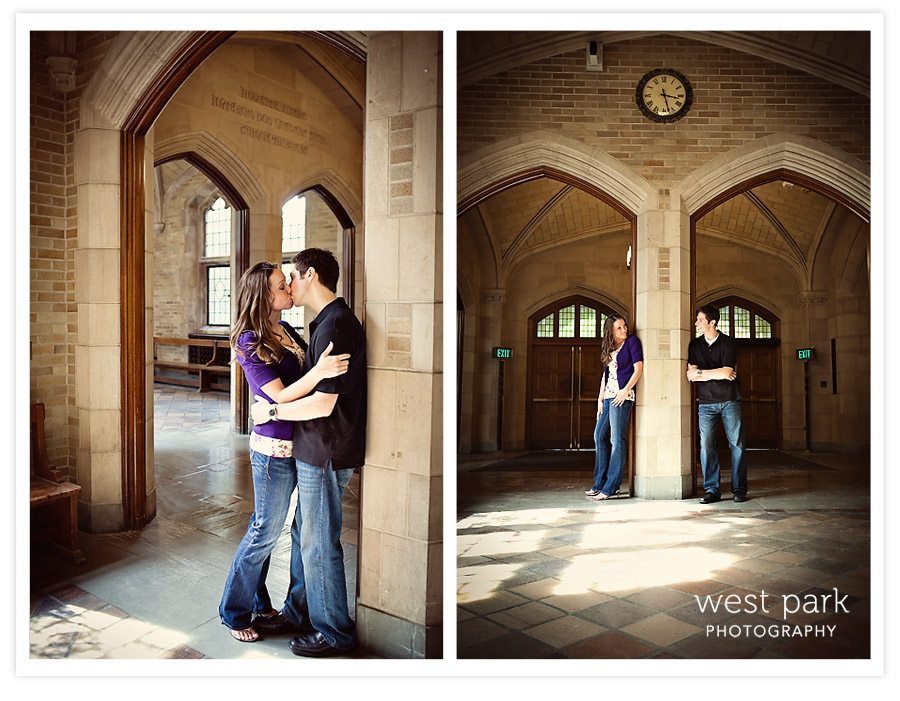 Ann Arbor Engagement Session 06 Erin + Chris |  Engagement Session