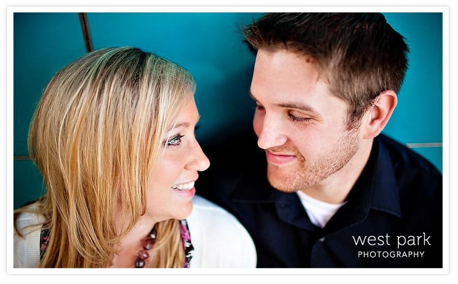 Hayley + Joel's Engagement Session