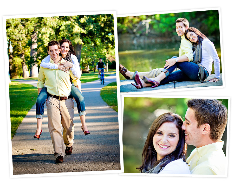 East Lansing Engagement Session 06 Elizabeth + Chris | MSU Engagement Session