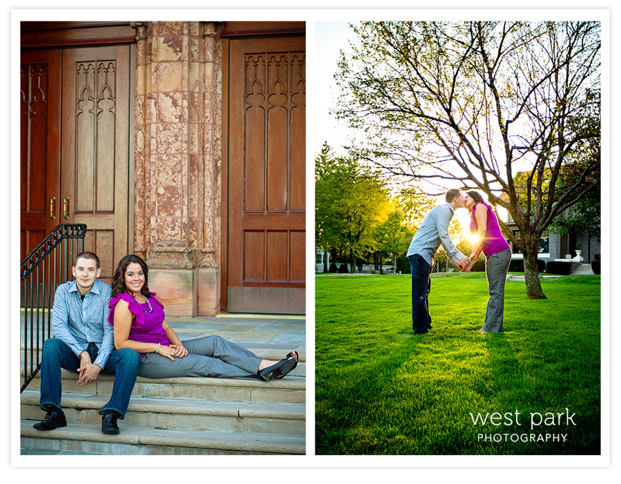 GrossePointe EngagementSession 04 Stephanie + Anderson | Grosse Pointe Engagement