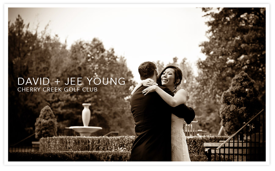 JeeYoung + David | Cherry Creek Wedding
