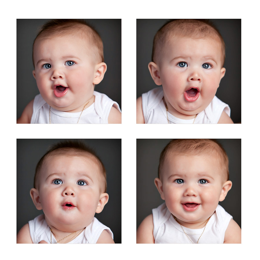 4 up GianPaolo facebook Gian Paolos 6 Month Portraits