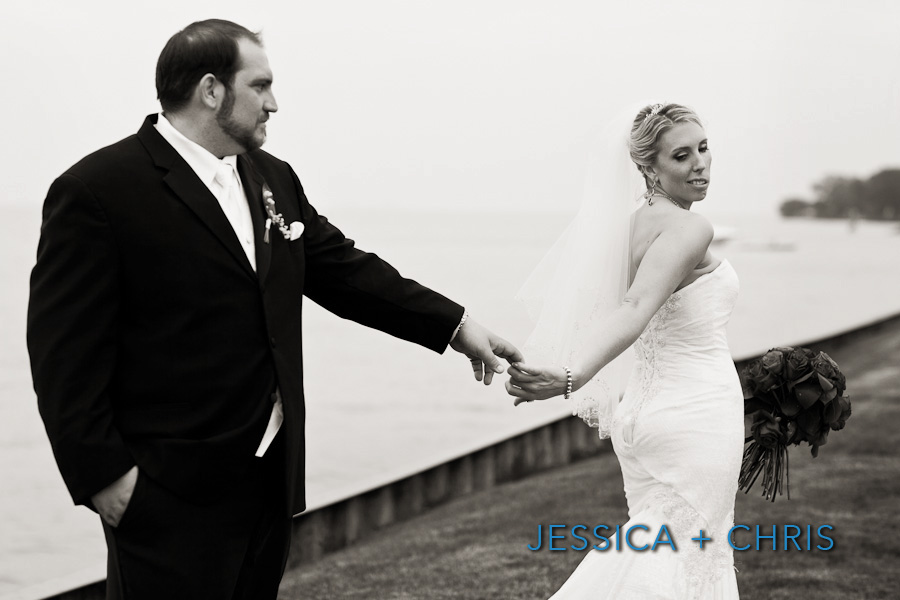 Jessica + Chris |  Grosse Pointe Wedding
