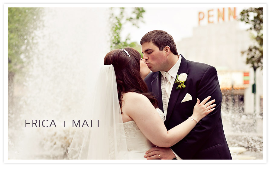 Erica & Matt | Plymouth, MI Wedding