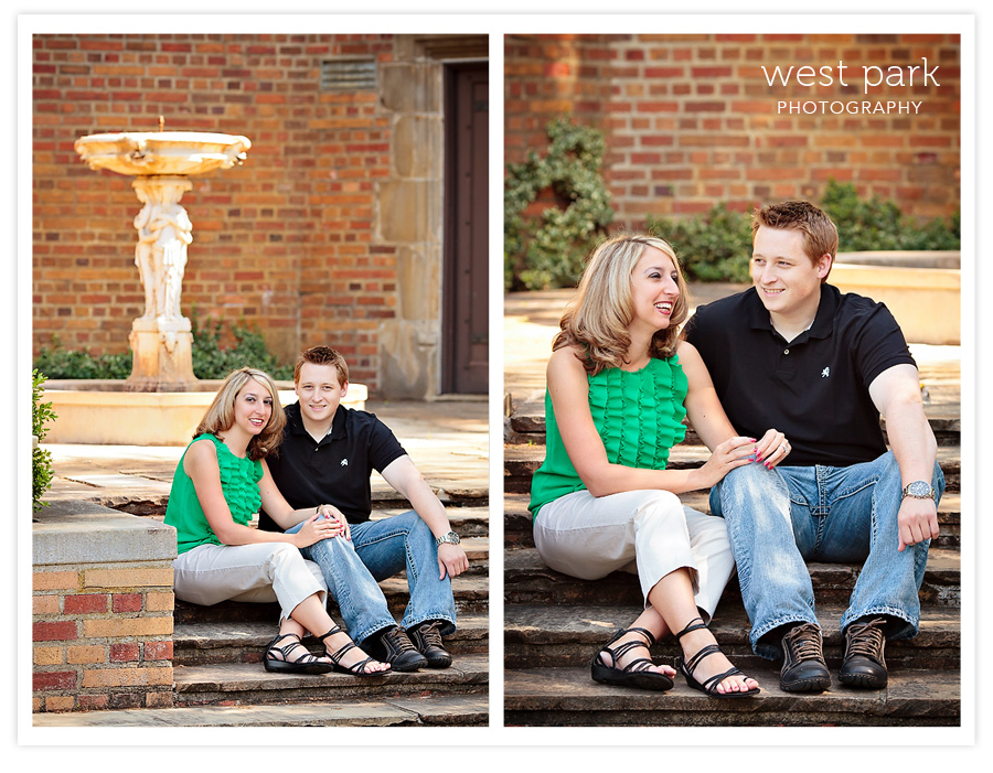 Julie + Mike | Meadowbrook Engagement Session