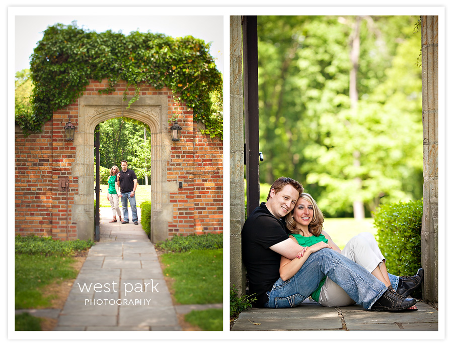meadowbrook engagement session 10 Julie + Mike | Meadowbrook Engagement Session
