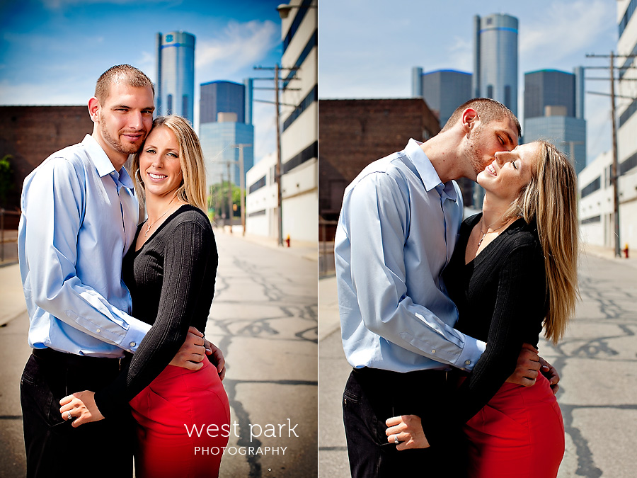 Detroit Engagement Session900
